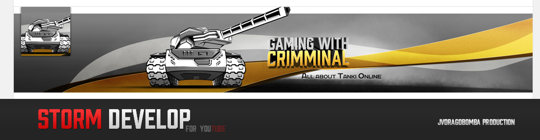 Youtube Design for Crimminal