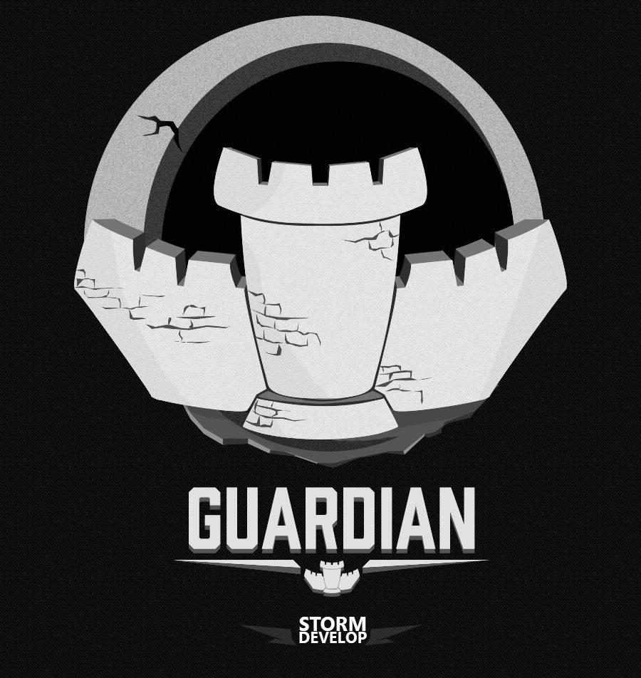 Guardian Adventure Team Logo