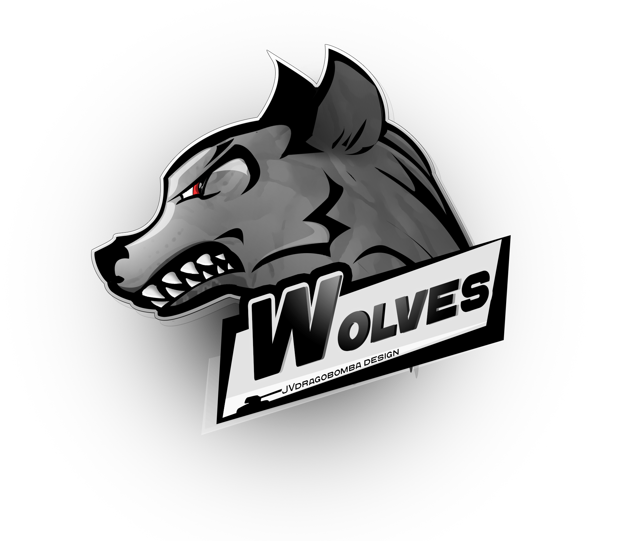 Logo for Wolves Clan