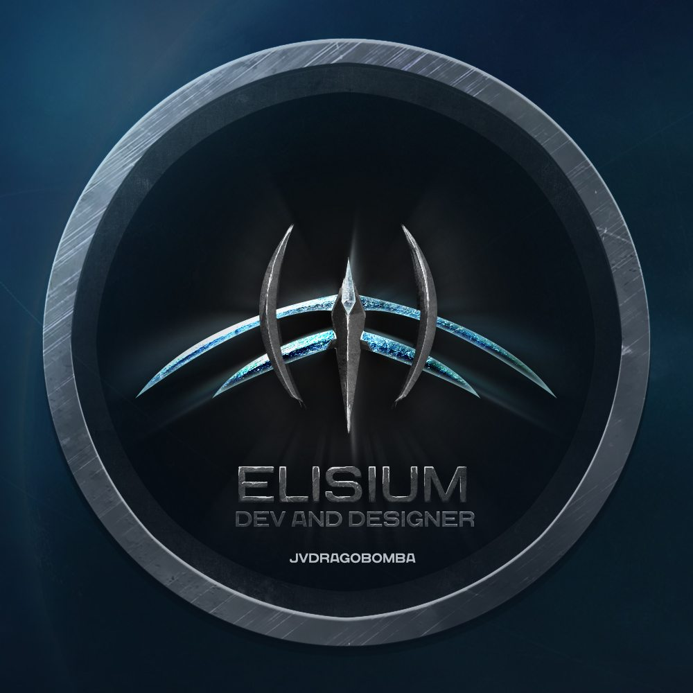 Logo for ELISIUM GAME