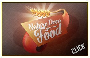 Logo for Nature Deca Food