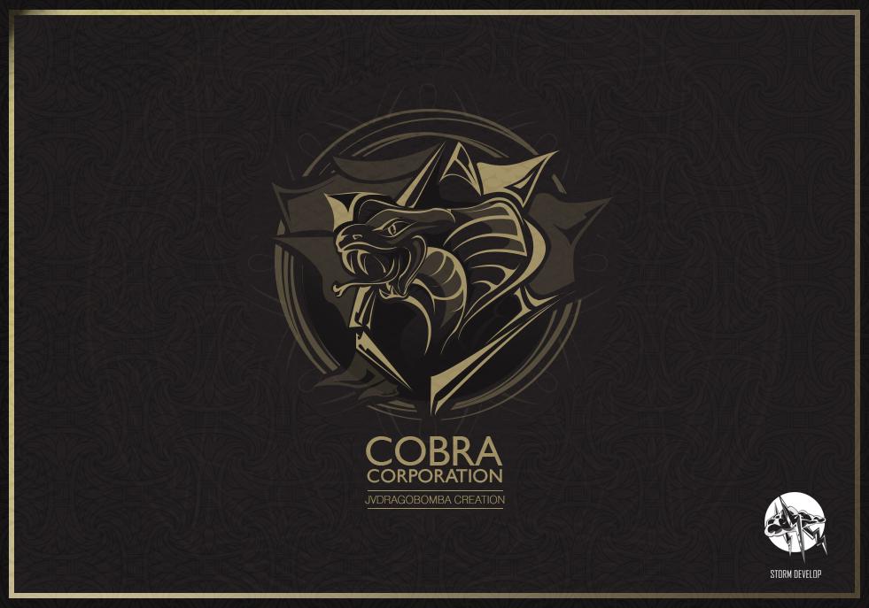 Logo for Cobra Corporation